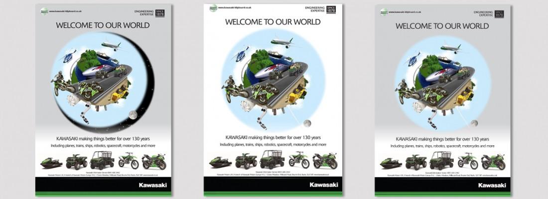Kawasaki | Design