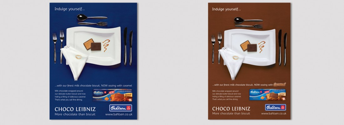 Bahlsen Choco Leibniz | Press Advertising