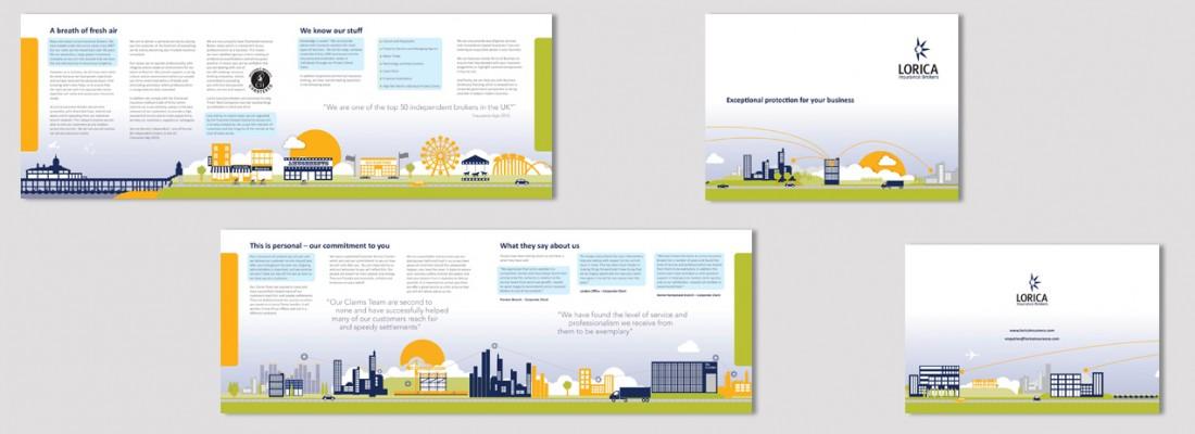 Lorica Insurance Brokers| Corporate Brochure
